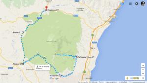 2 - Randazzo - Rifugio Sapienza